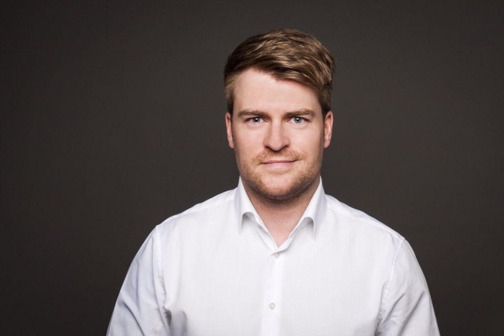 City-App-Manager Sven Tendam