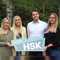 Das Team von Dein HSK